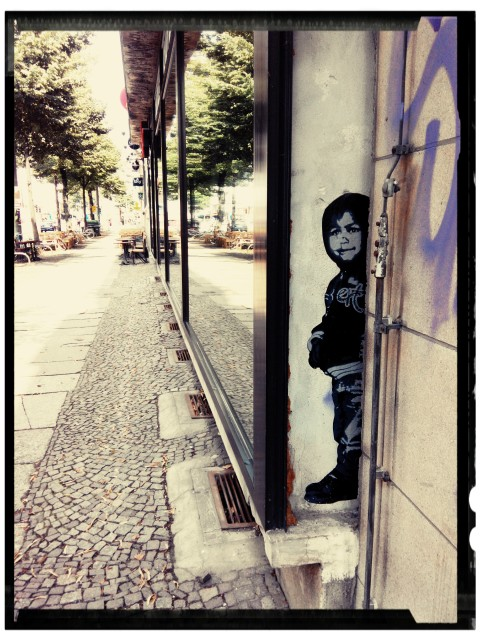 Tona Streetart Leipzig auf der Karli